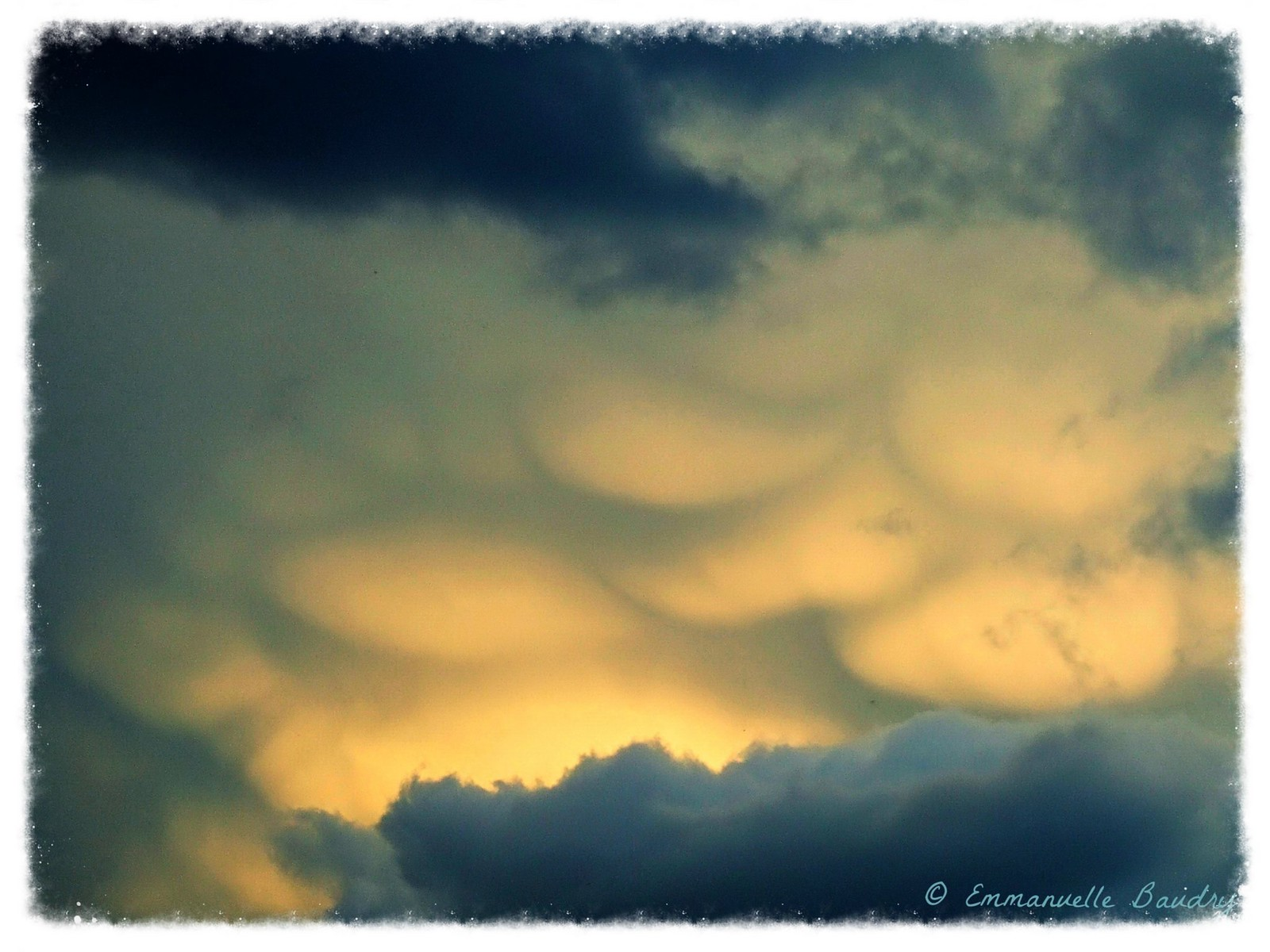 Mammatus of Gard