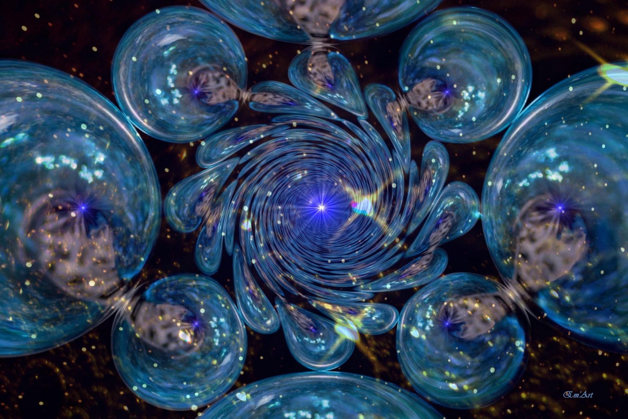 Universe's Bubbles