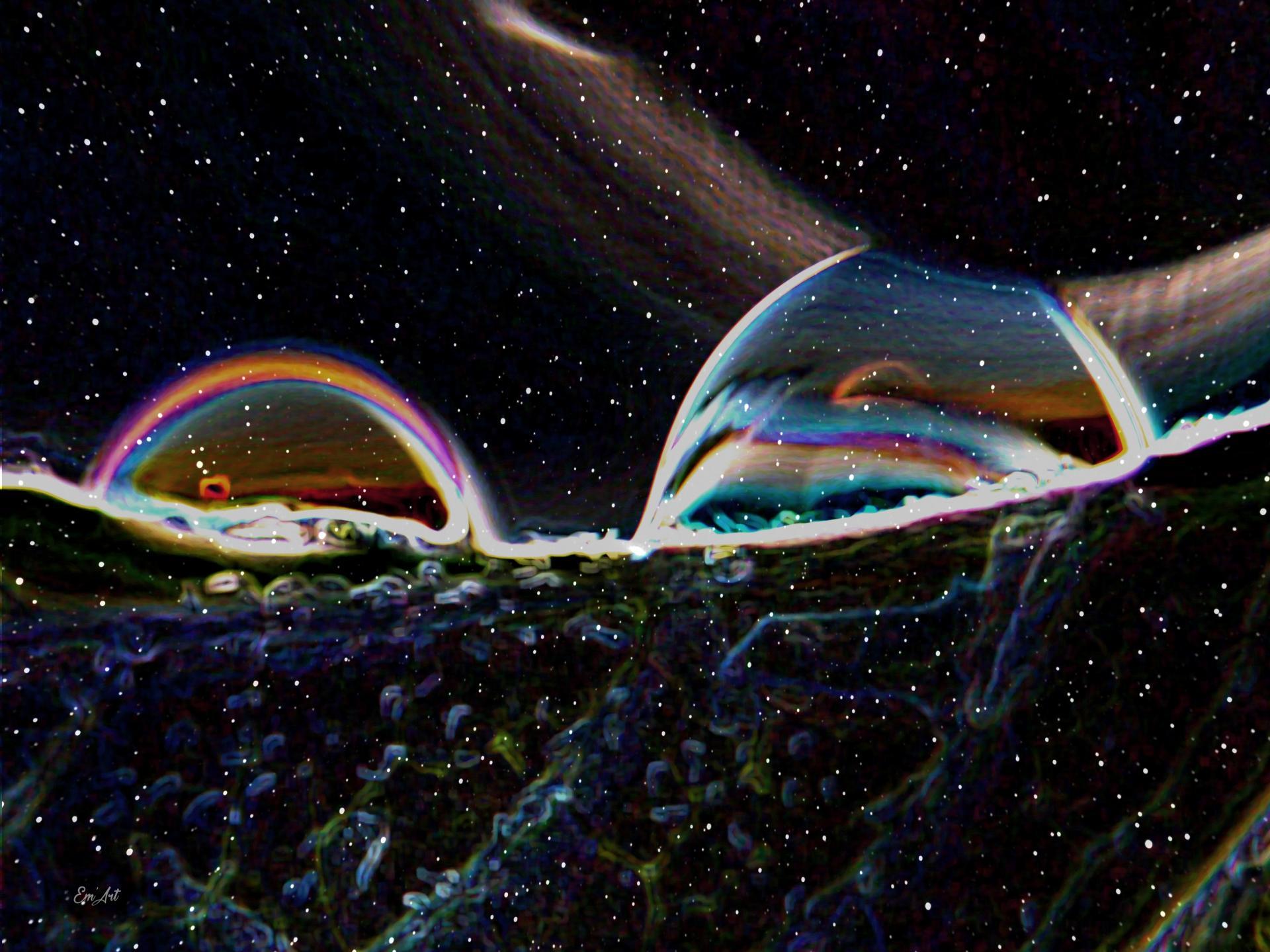 Arc-en-Ciel Cosmique II