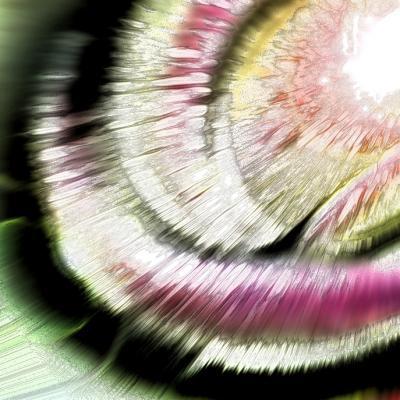 L appel - The Call, photographie d'art abstrait 50 x 75 cm sur plexiglas
